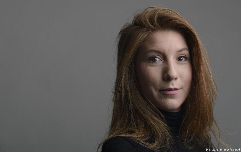 Polícia dinamarquesa encontra cabeça e pernas de jornalista sueca desaparecida