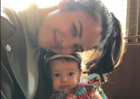 Yanna Lavigne promete doar enxoval da filha para seguidora grávida