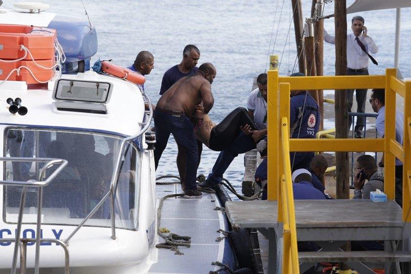 Corpo encontrado na Bahia pode ser de vítima de naufrágio