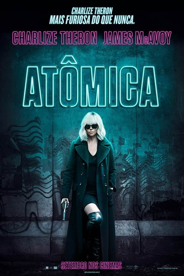 atomica charlize theron
