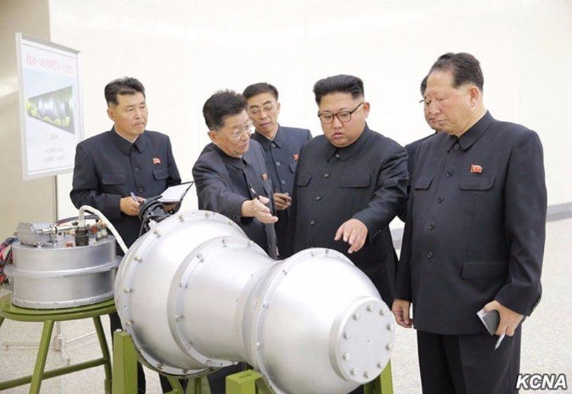 Secretário-geral da ONU condena teste nuclear da Coreia do Norte