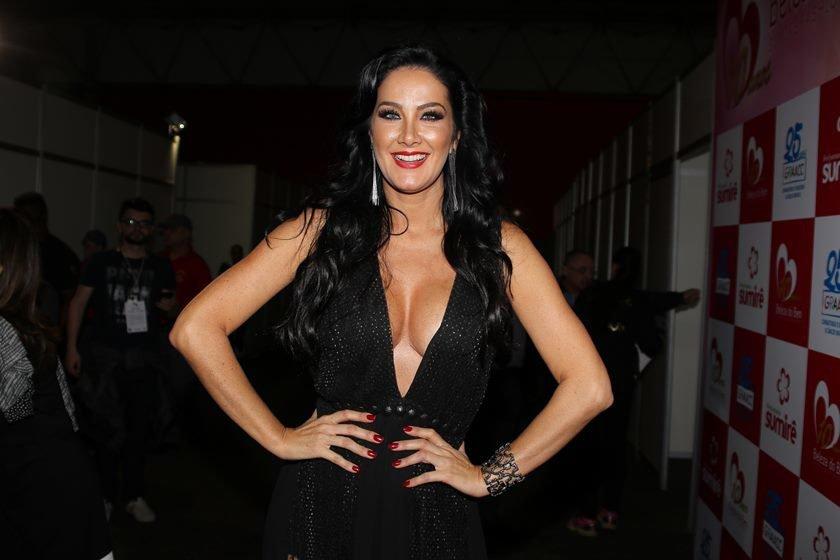 Ticiane Pinheiro Nua Pelada Na Playboy | Liga Das Novinhas