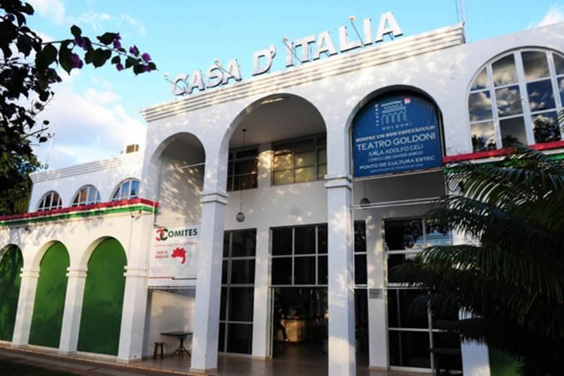 teatro goldoni em brasília