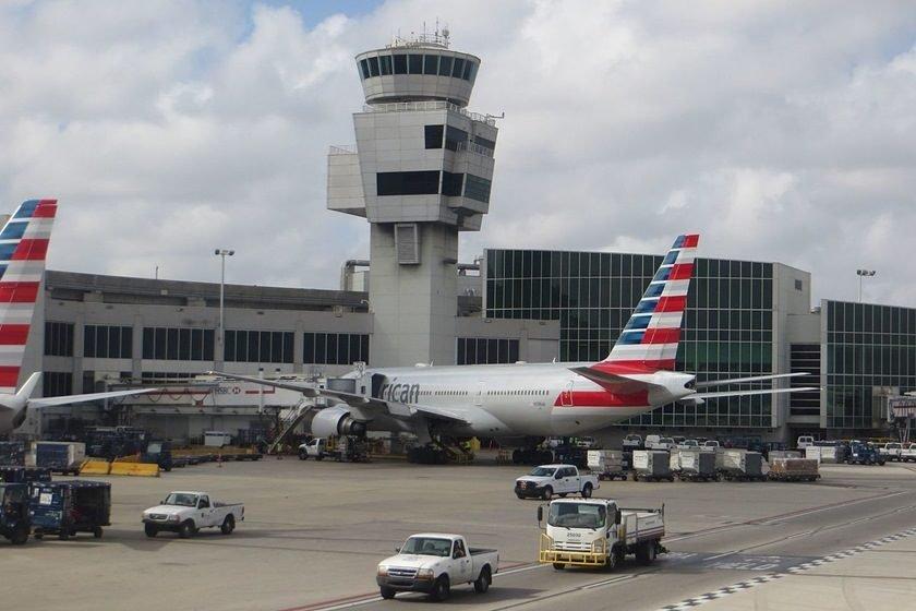 Divulgação/Aeroporto Internacional de Miami