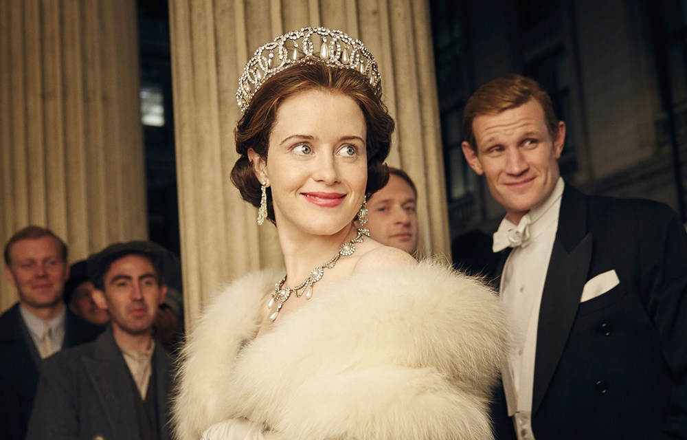 emmy - the crown