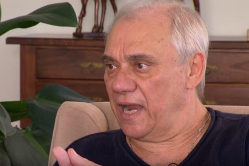 Família de Marcelo Rezende teria apagado fotos e expulsado namorada do apresentador