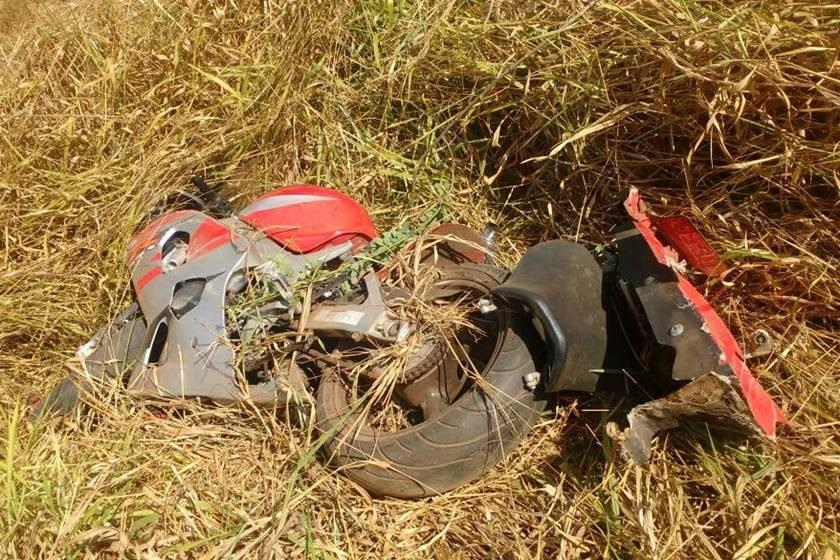 Motociclista perde controle em curva e morre na BR-060