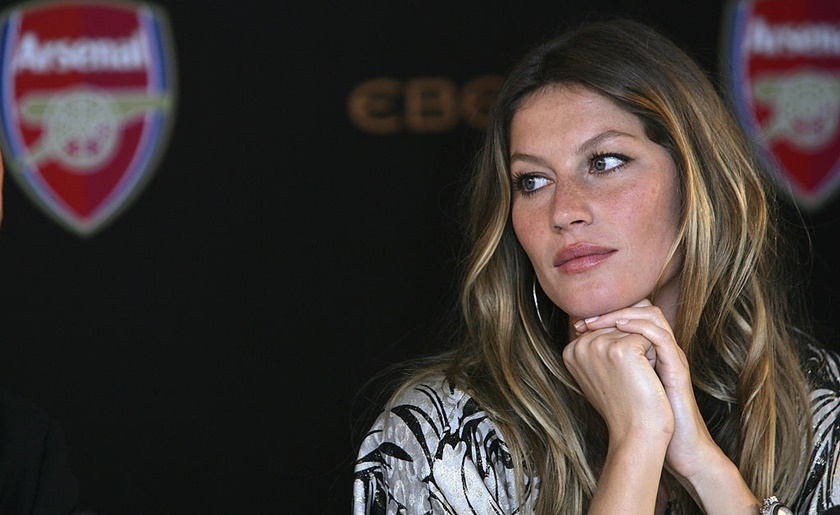 Gisele Bundchen - Ambassador For Ebel - Photocall