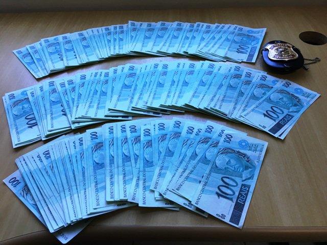 DF está na rota de dinheiro falso produzido em São Paulo
