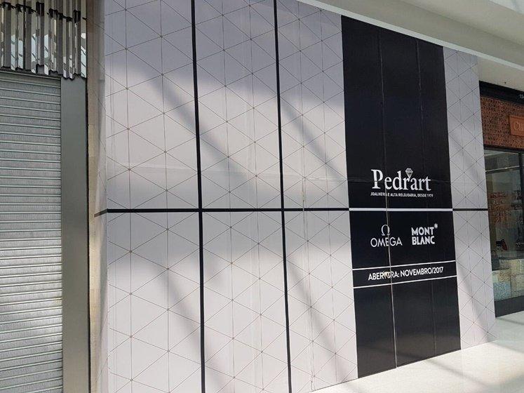 Joalheria Pedrart abre em dois shopping da cidade