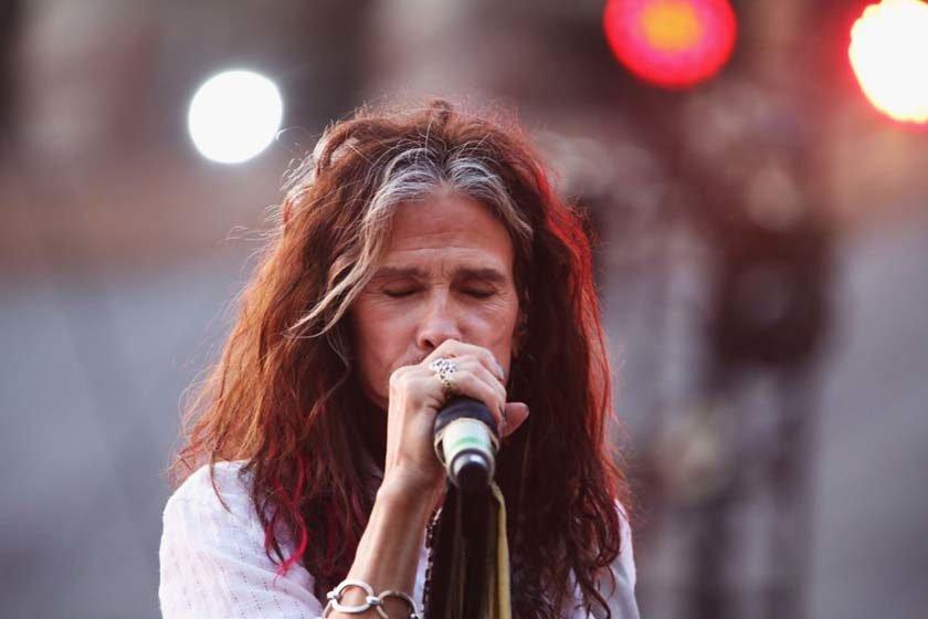 Quem: Com Steven Tyler doente, Aerosmith cancela turnê na América do Sul