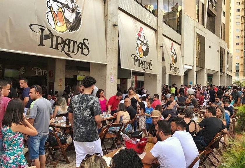 Bar Piratas Brasília
