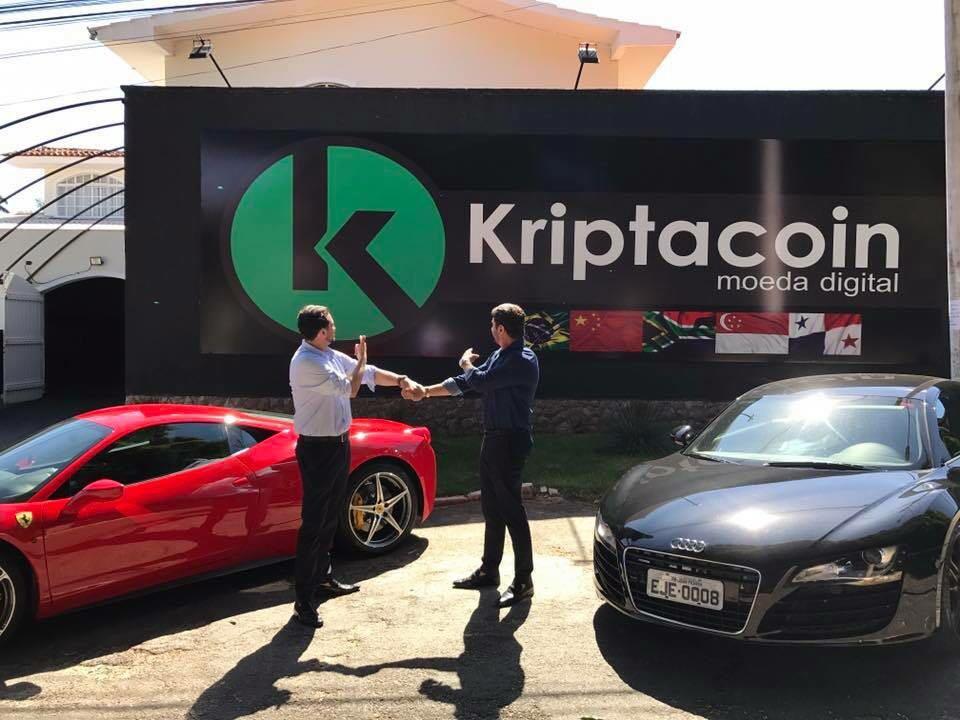 Resultado de imagem para Kriptacoin: Polícia do DF apreende mais um carro de luxo; lista já inclui 15 automóveis