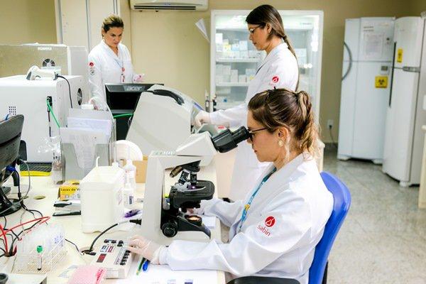 Brasília (DF), 31/10/2017  Análise do laboratório SABINLoca