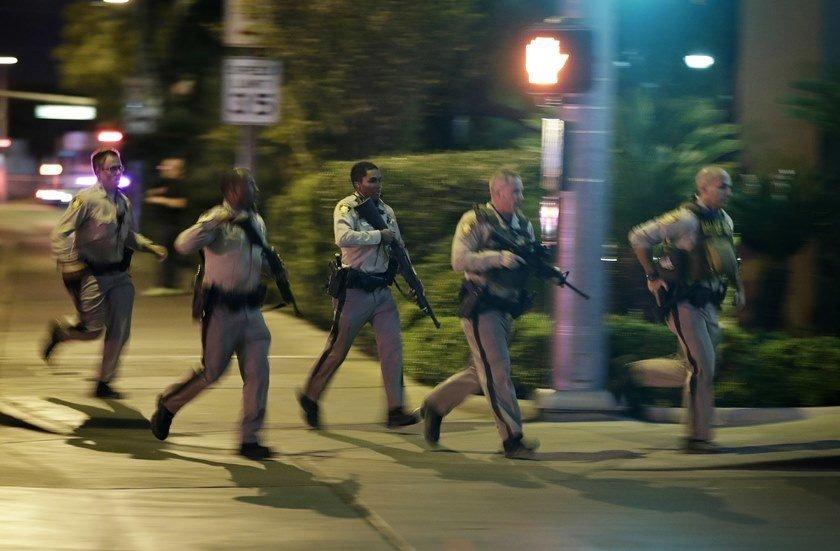 Vídeo mostra pânico de frequentadores de show durante tiroteio em Las Vegas