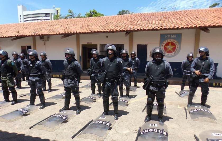 Confira o edital para o concurso da Polícia Militar do Maranhão
