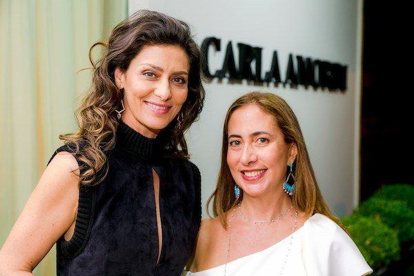 ddf563866a3 Carla Amorim reinaugura flagship e lança joias inspiradas em jardins
