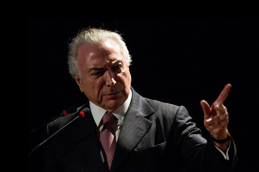 Funaro diz que Cunha daria parte de propina a Temer