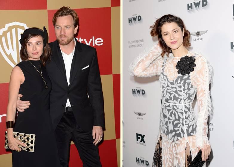 Ewan McGregor e Eve Mavrakis separados após 22 anos de casamento