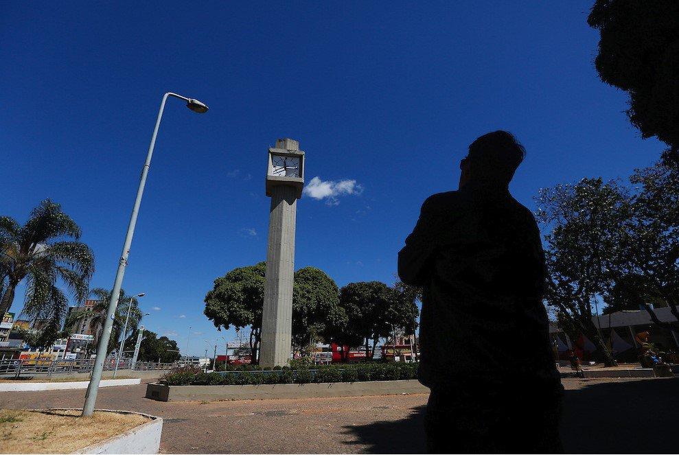 Praça do relógio, Taguatinga