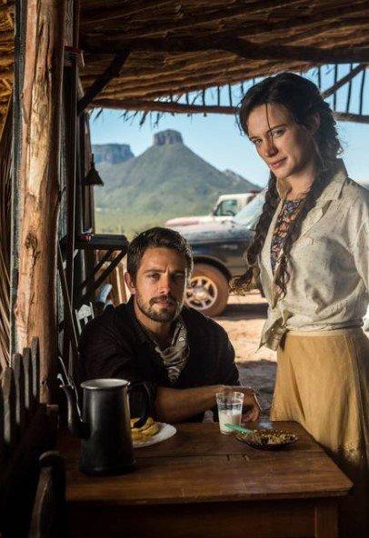 Clara e Rentao/o outro lado do paraiso