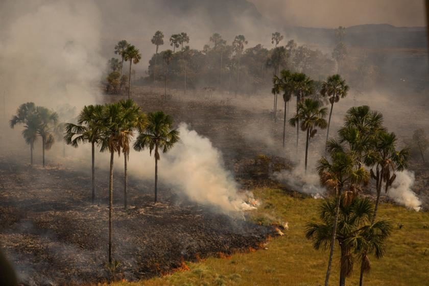 Parque Nacional da Chapada dos Veadeiros Será reaberto hoje