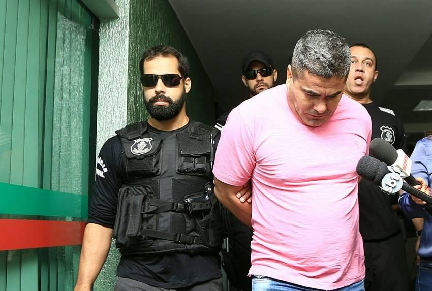 preso21 - Fraude em concursos no DF: PCDF deflagra nova operação para combater máfia dos concursos