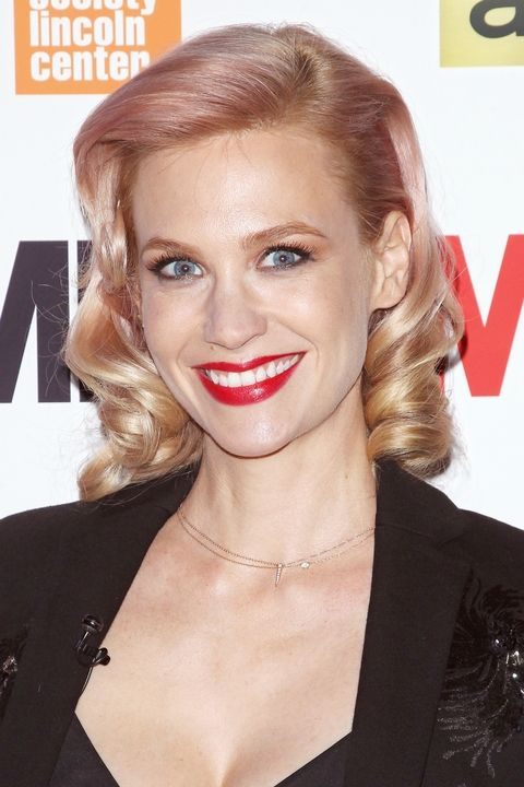 January Jones GETTY