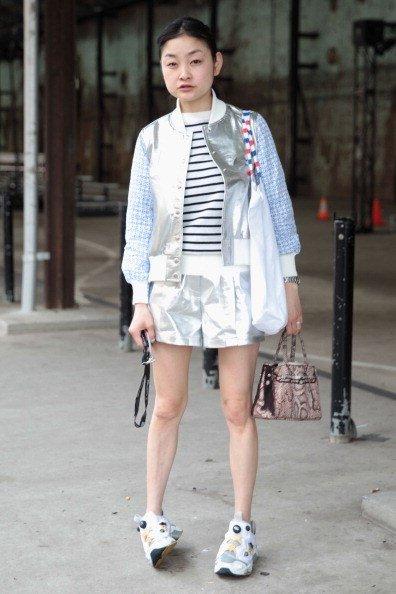 Street Style At Mercedes-Benz Fashion Week Australia 2014