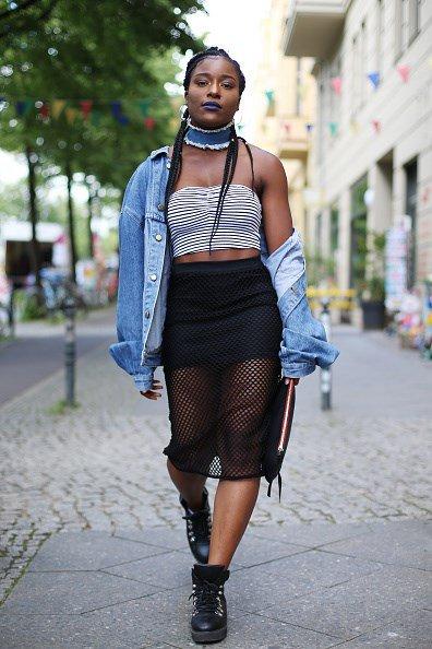 Street Style Day 1 - Mercedes-Benz Fashion Week Berlin Spring/Summer 2018