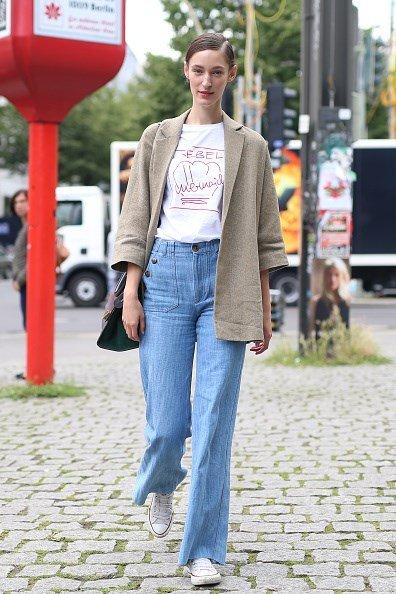 Street Style Day 2 - Mercedes-Benz Fashion Week Berlin Spring/Summer 2018