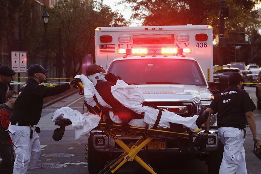 Prefeito de Nova York diz que incidente em Manhattan foi