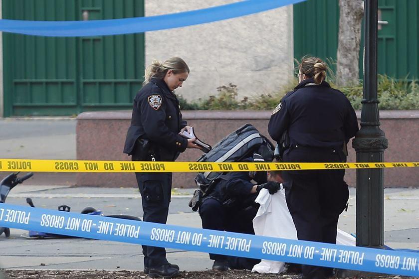 Uma pessoa foi presa após tiroteio perto do memorial do 11/9, diz polícia de NY