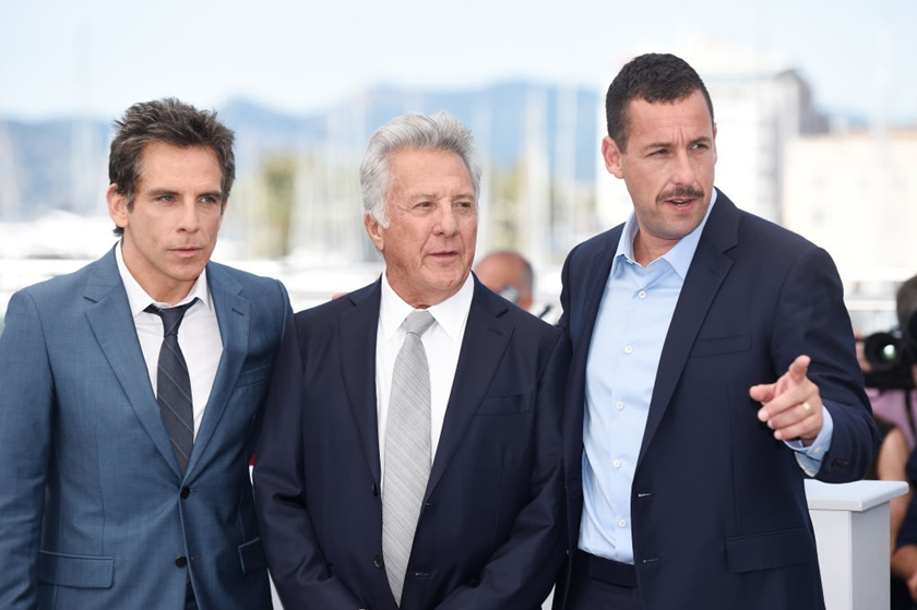 """""""The Meyerowitz Stories"""" Photocall - The 70th Annual Cannes Film Festival"""