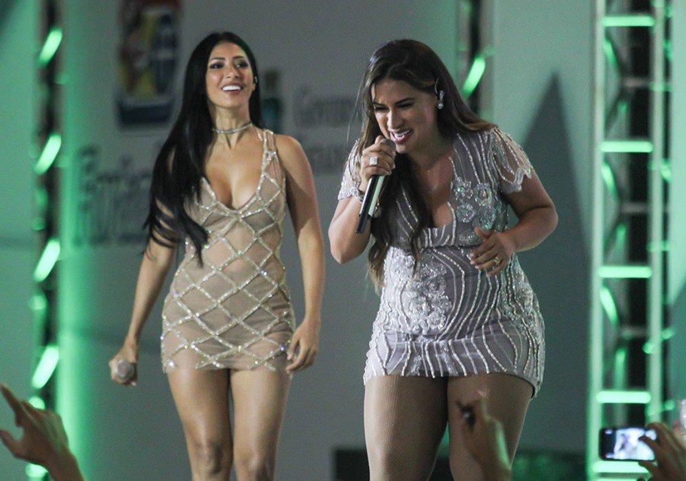 Caldas Country Show Simone e Simaria