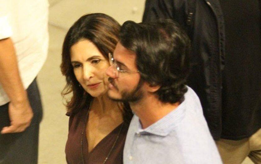 Namorado de Fátima recebeu doação de empresa investigada na Lava Jato