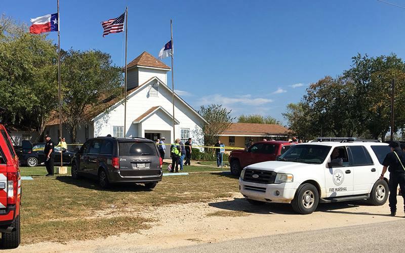 Ataque a igreja no Texas deixa diversos mortos e feridos