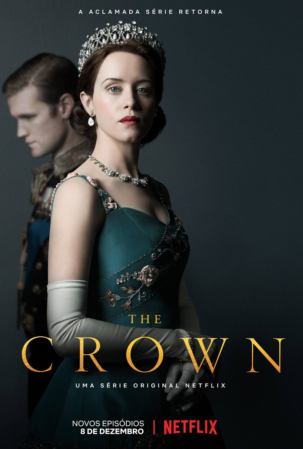 the crown poster 2 temporada