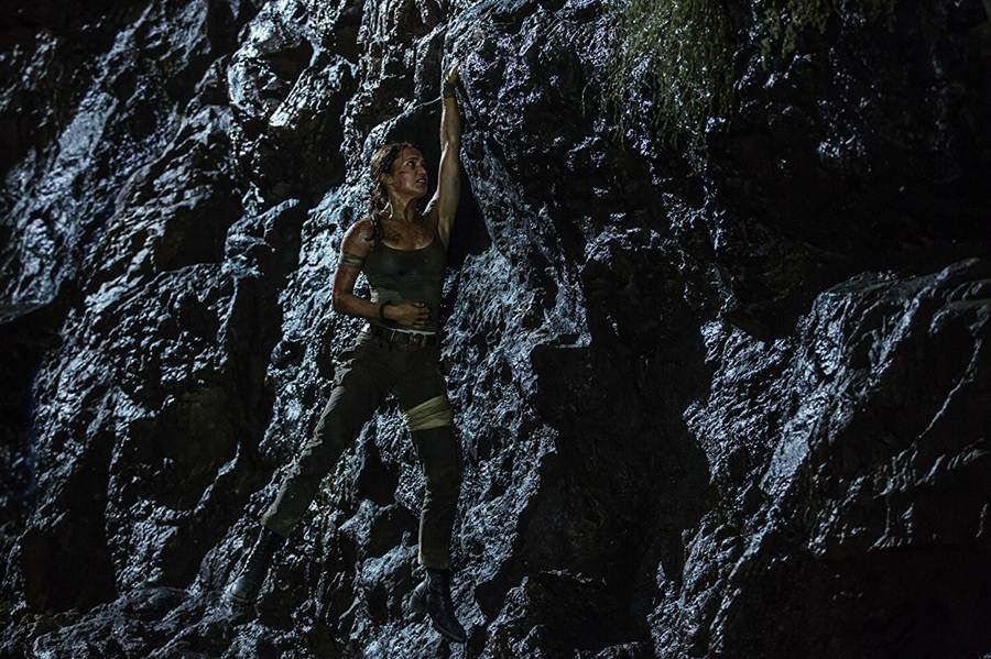 alicia vikander tomb raider lara croft
