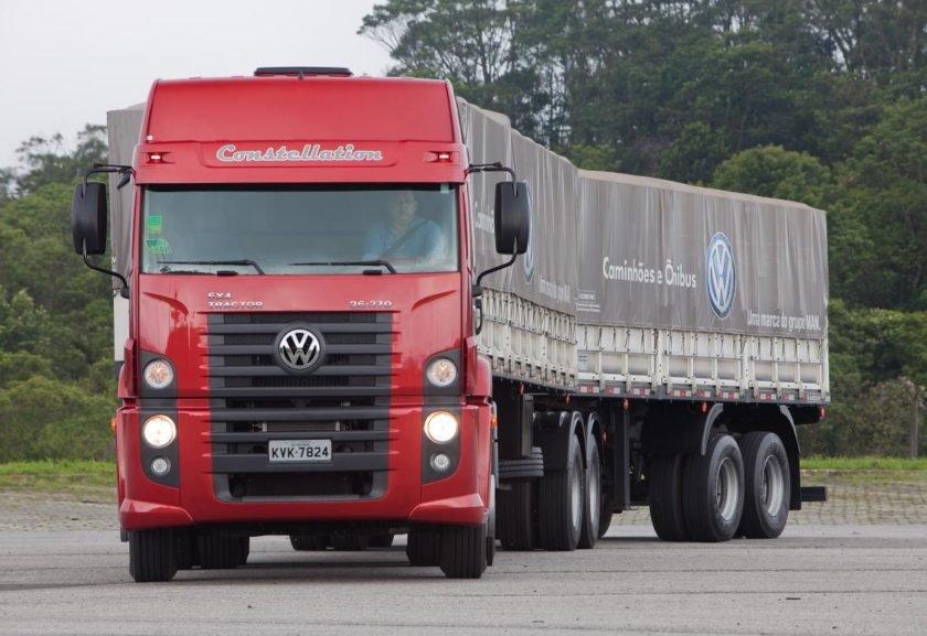 Divulgação: Volks Caminhões