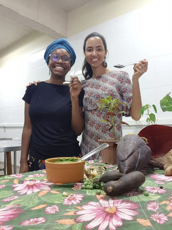 Bruna de Oliveira e Layse Ennes_Foto Divulgação