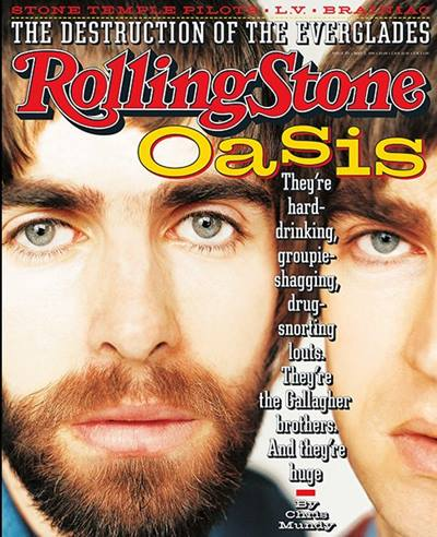 rolling stone oasis 1996