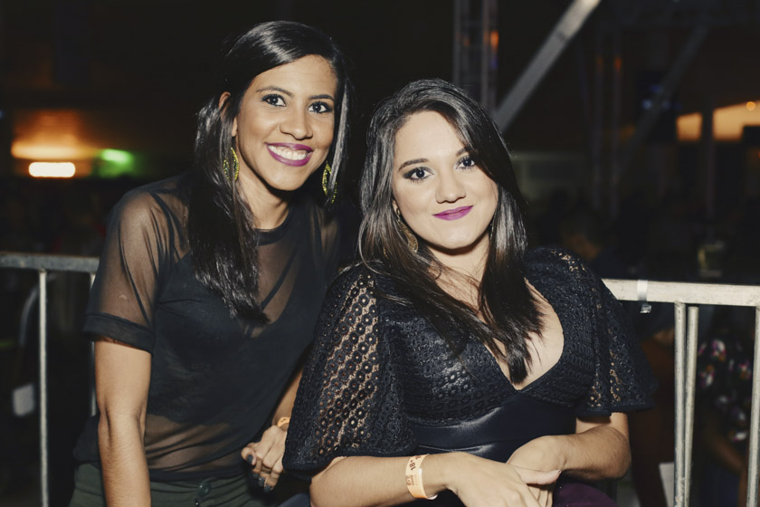 Camila Viana e Camila Mendonça