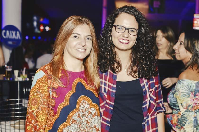 Lia e Thatielle Marinho