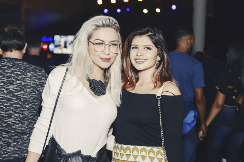 Natália Ribeiro e Tatiana Vaz