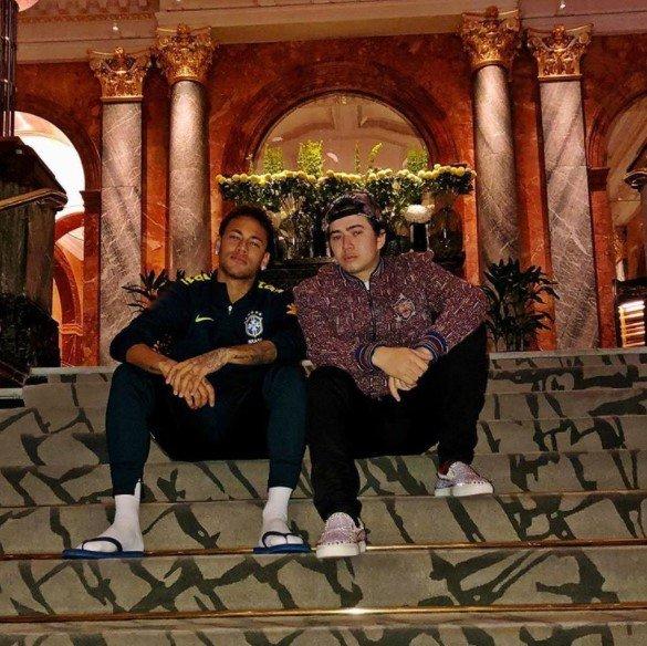 Neymar e Whindersson