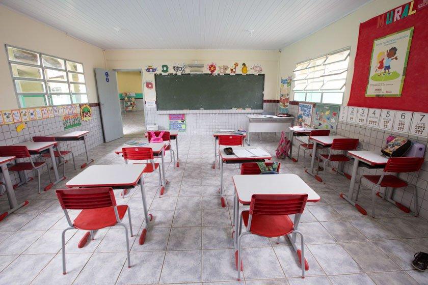 Escola Estadual Quilombola 27 de maio - pior nota do Enem 2015