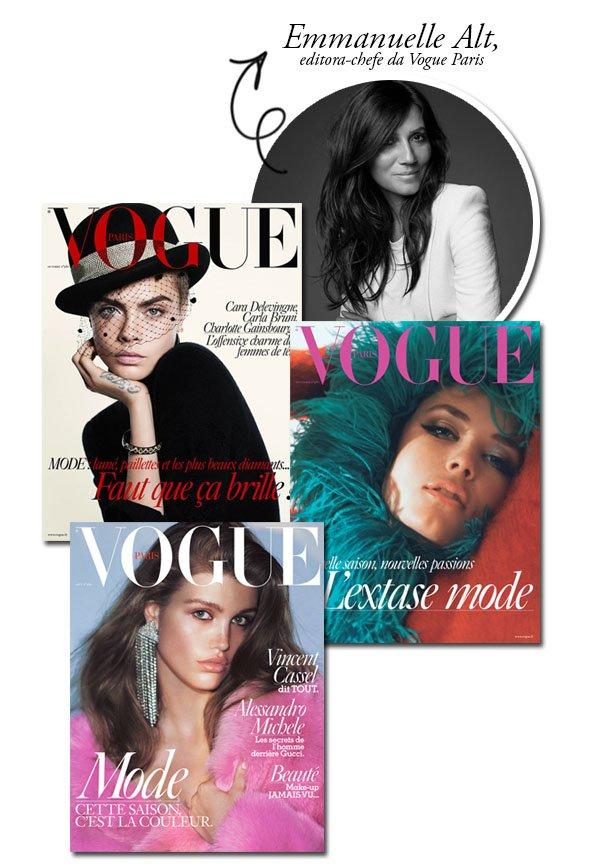 Divulgação/Vogue Paris