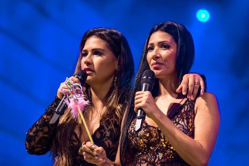 Simaria, da dupla com Simone, cancela shows por conta de infecção
