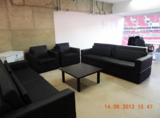mobília vip estádio